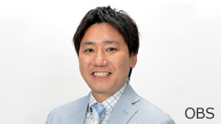 OBSアナウンサー 吉田諭司