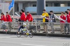 世界トップクラスのマラソン大会!!